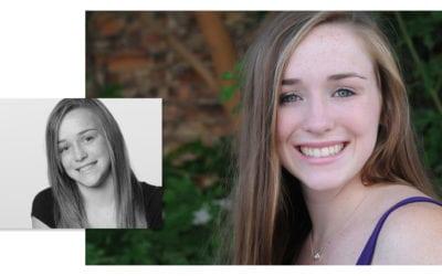 Miss Britta Then & Now