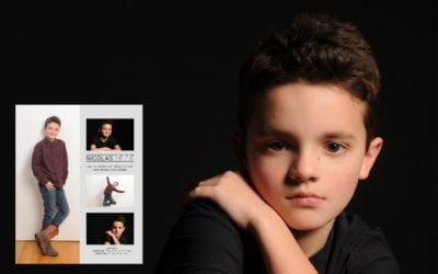 Actor/Model Comp Card