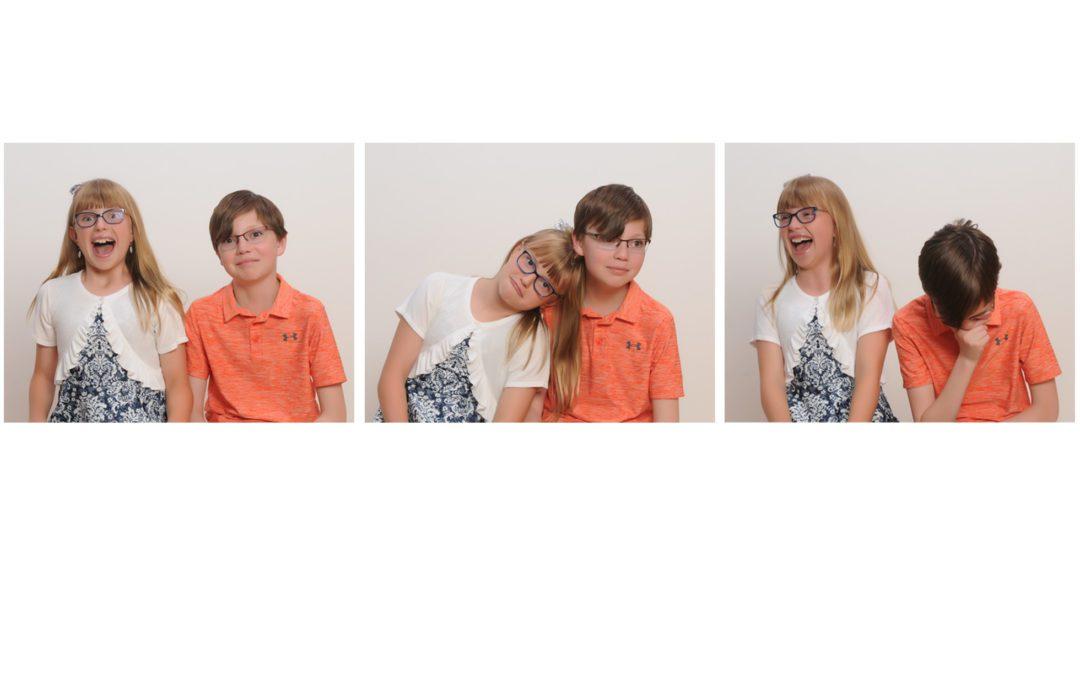 Sibling Photographs